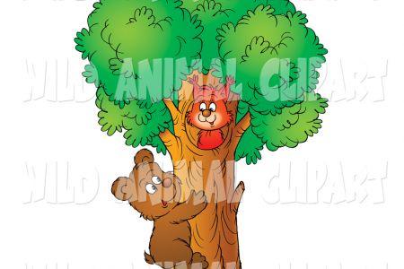 Larger clipart bear cub Cute Clip a Cub On