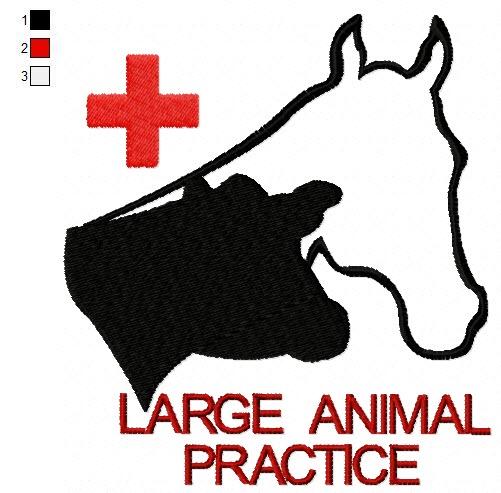 Larger clipart big animal Logos Jen&Veterinary Veterinarian Animals Designs