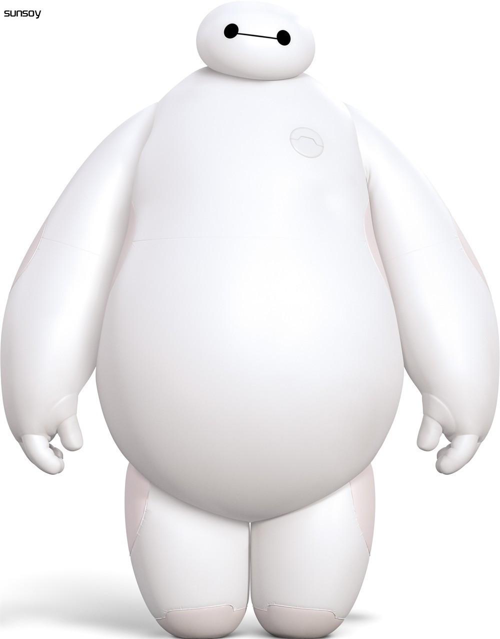 Larger clipart big hero 6 Doll 30cm & Super Robot