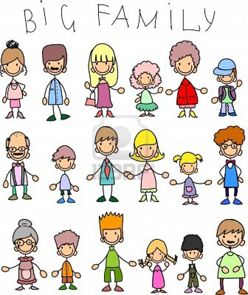Larger clipart big vs And collections clipart Family BBCpersian7