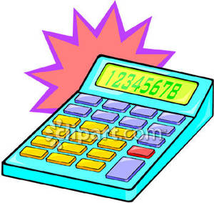 Larger clipart calculator Calculator 20clipart Clipart Tiny 0