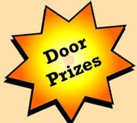 Larger clipart door prize Prize