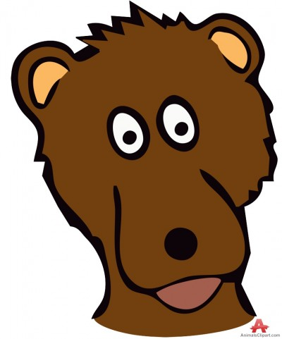 Larger clipart funny bear Of Clipart with Funny large