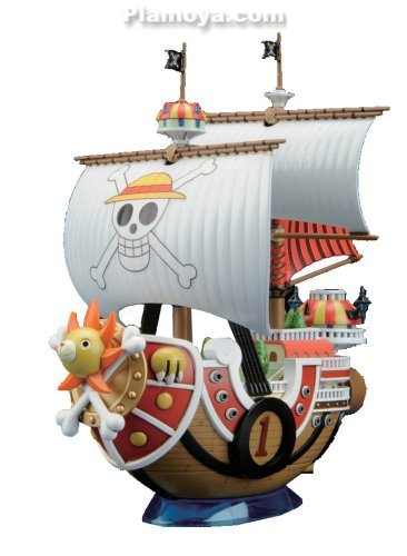 Larger clipart grand Ship Piece Thousand Sunny Model