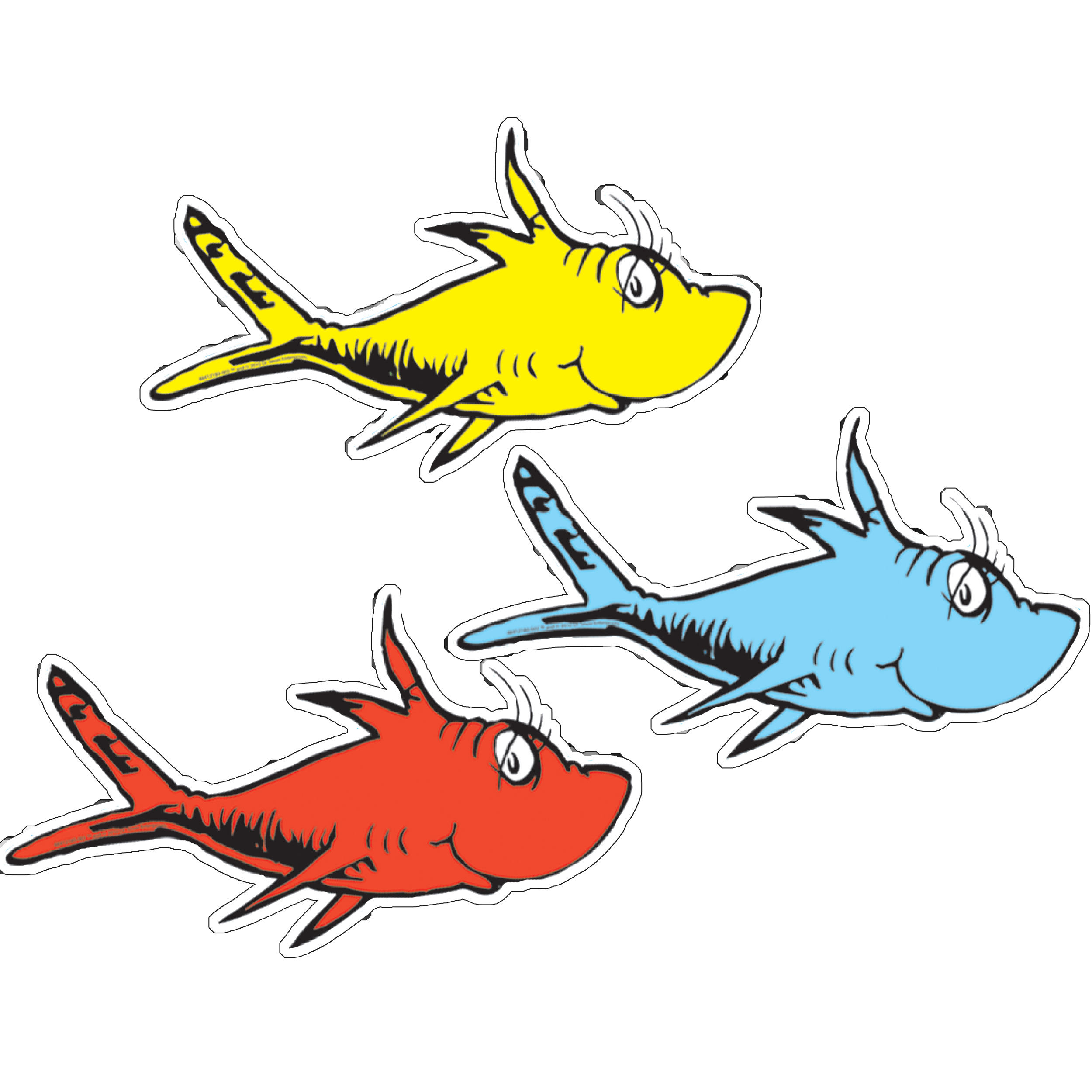 Larger clipart large fish In printables seuss View Dr