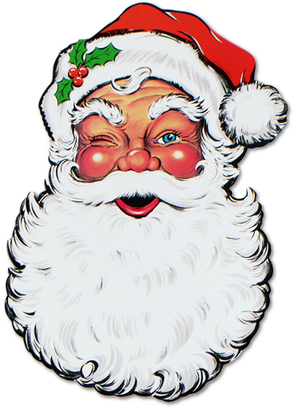Larger clipart santa View Packs 26