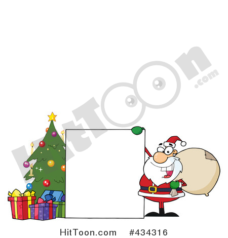 Larger clipart santa Illustrations & Stock Preview Vector