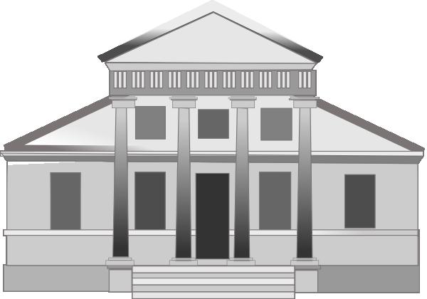 Larger clipart school building PNG: Art online Building com