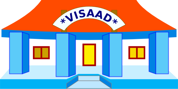 Larger clipart school building At  Building Clip vector