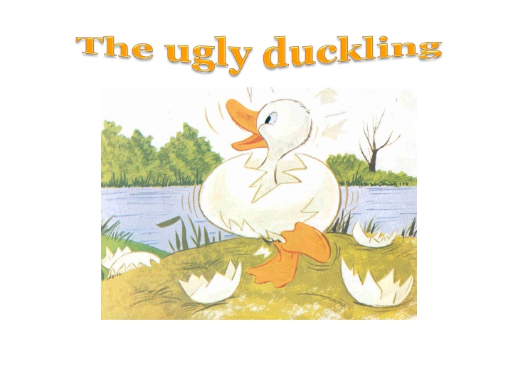 Larger clipart story telling competition  Duckling Ugly The StoryTelling