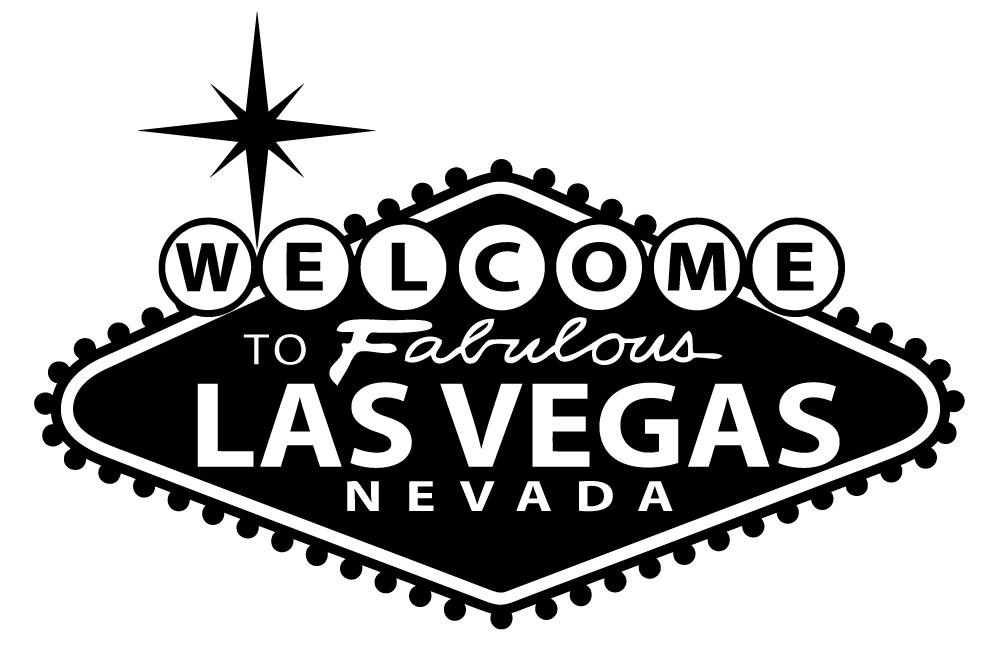 Las Vegas Clipart Black And White Las vegas 2 Art Las