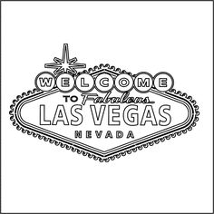 Las Vegas Clipart Black And White Las vegas paths Pictures Las