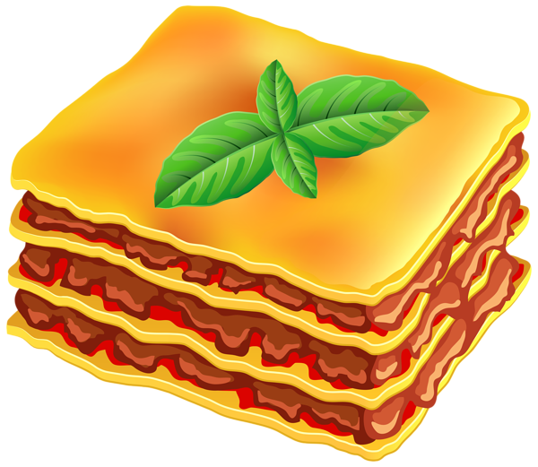 Lasagne clipart Clip Lasagna Download Art Art