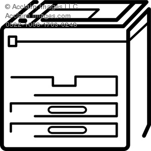 Laser clipart black and white #12