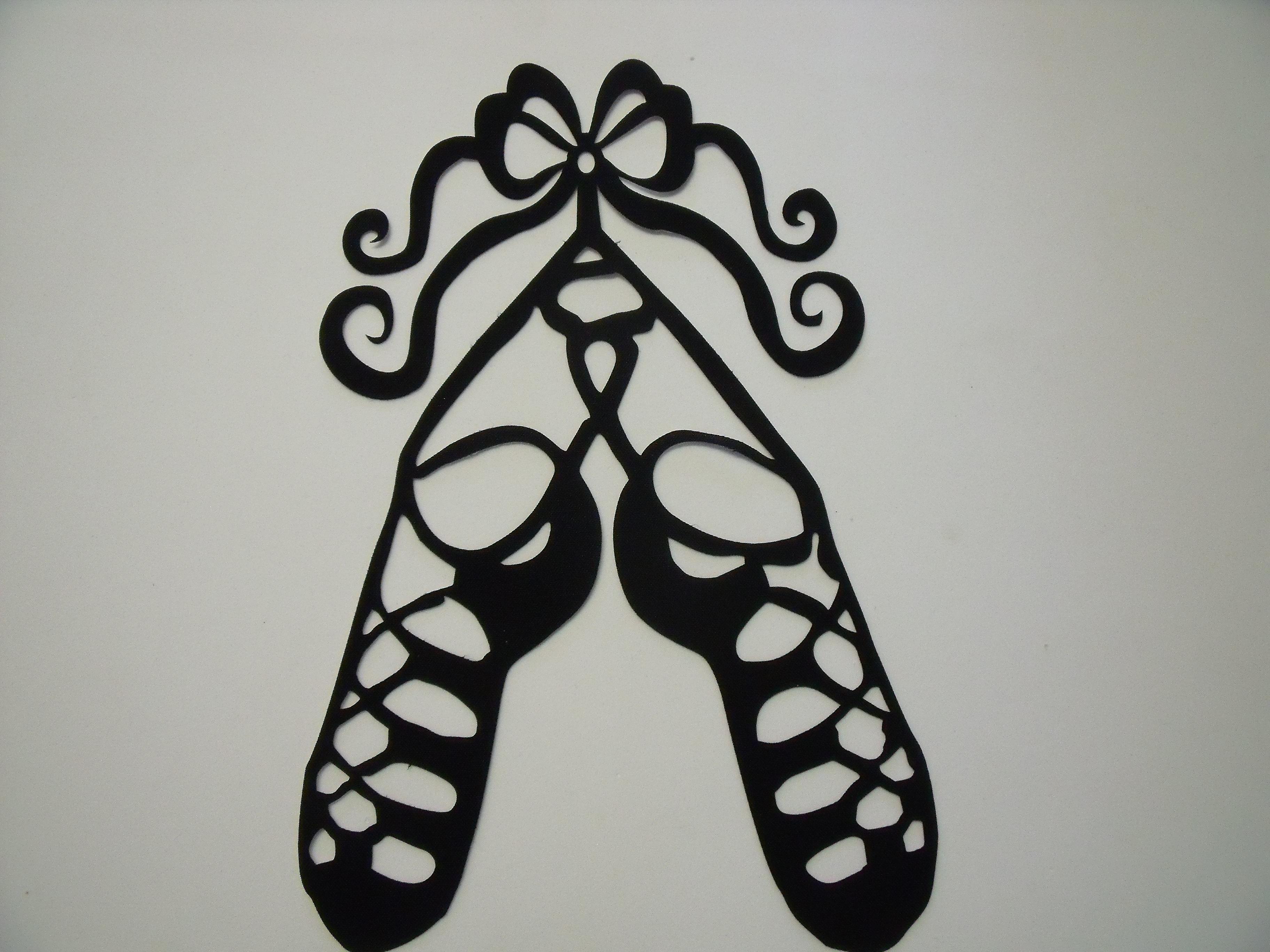 Drawn shoe dance shoe On  My 56 best