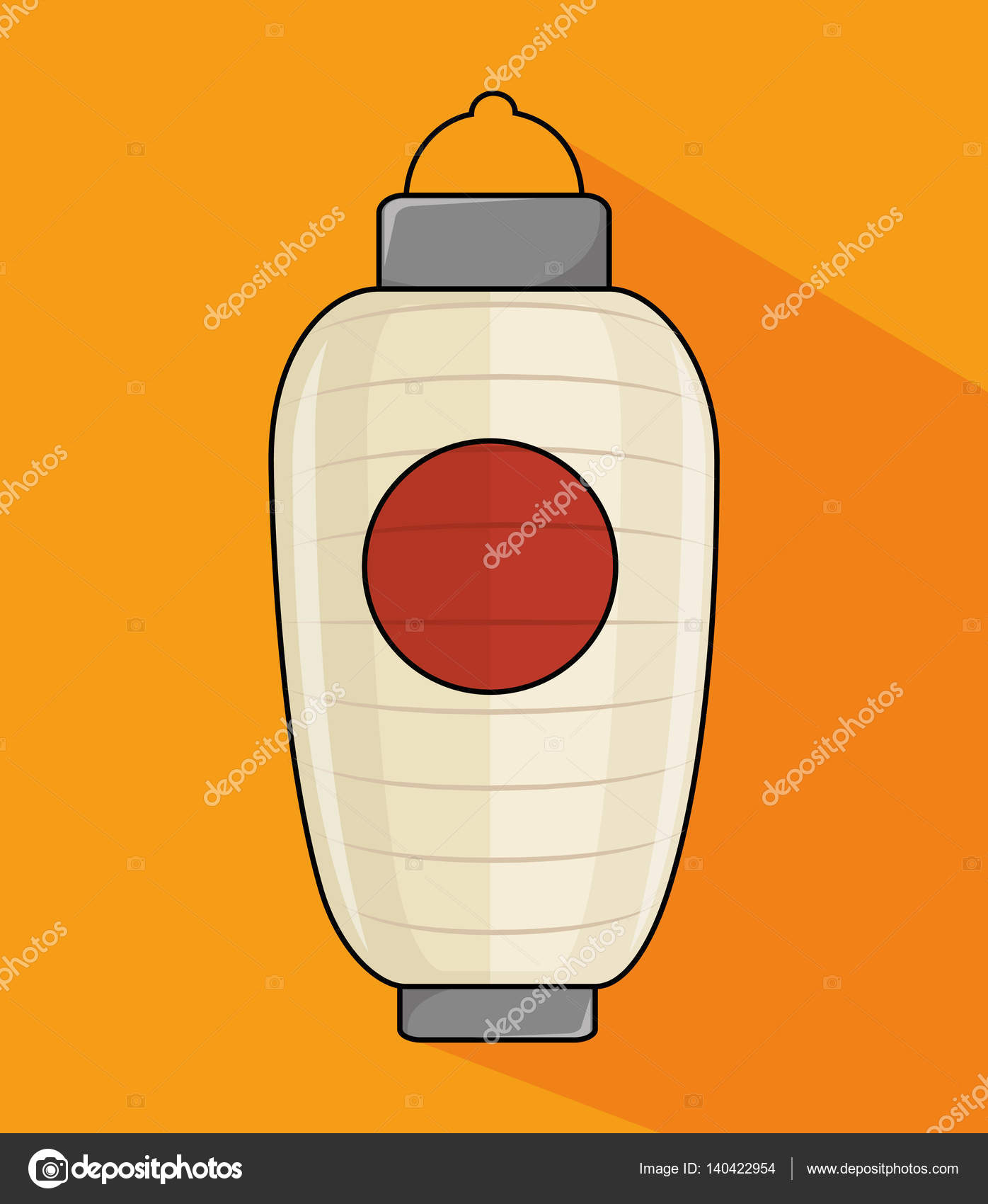 Latern clipart japan culture Culture Vector yupiramos lantern —