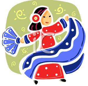 Culture clipart hispanic A Clipart Dancing Latin Dancing