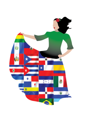 Latin clipart hispanic culture Tribute 15 Hispanic anniversaries Heritage