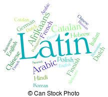 Latin clipart latin language 2 Latin Word  Language