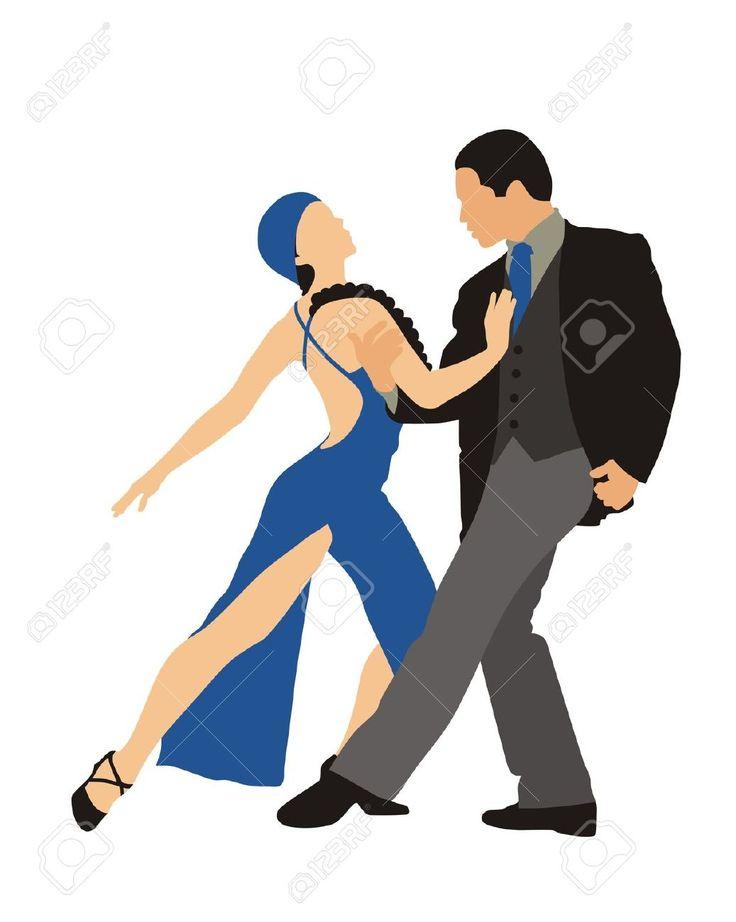 Meringue clipart formal dance Best tango dance vector 1037x1300