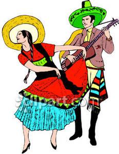 Culture clipart hispanic #9