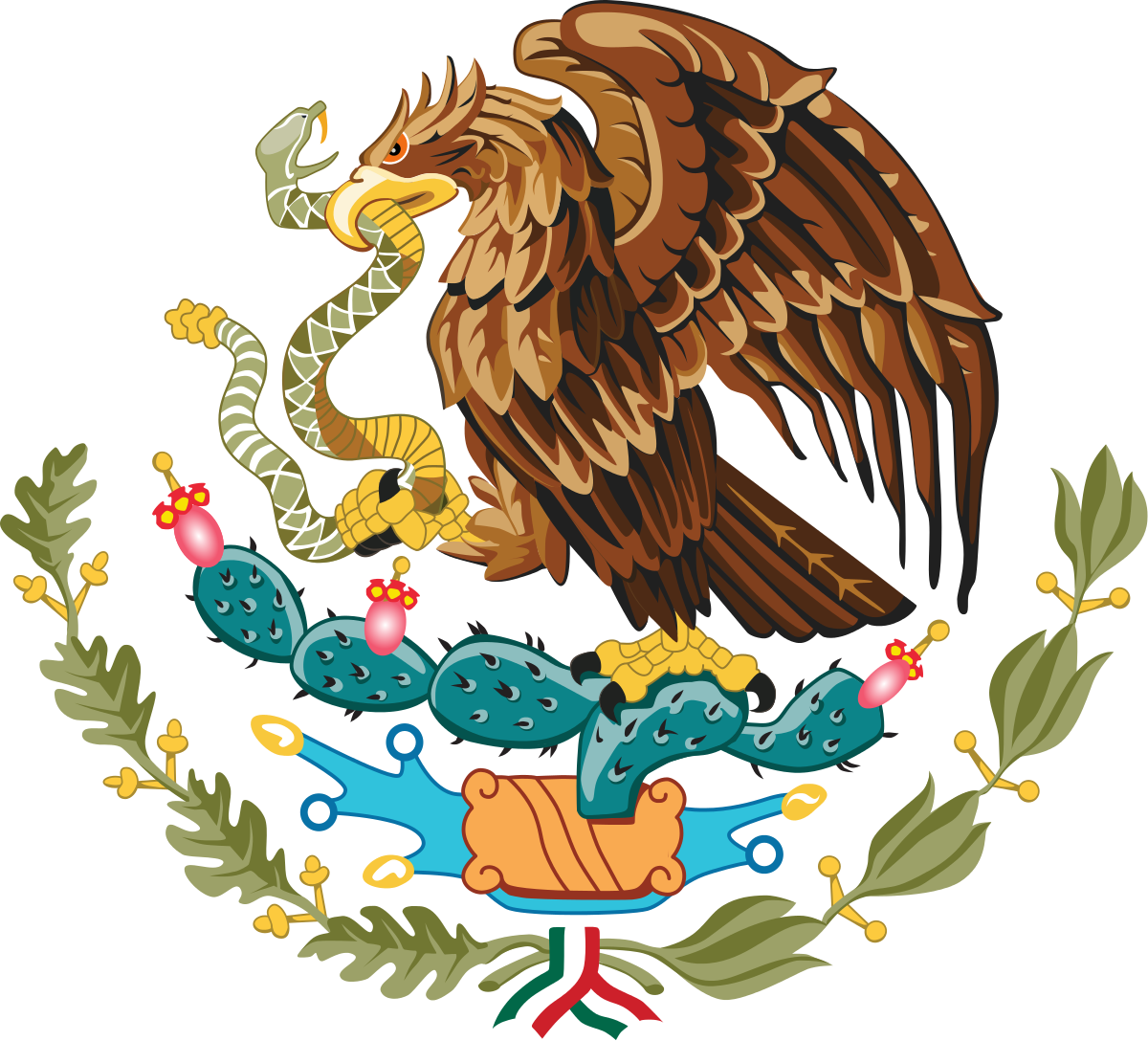 Serpent clipart snake head Forces Armed Wikipedia  Mexican