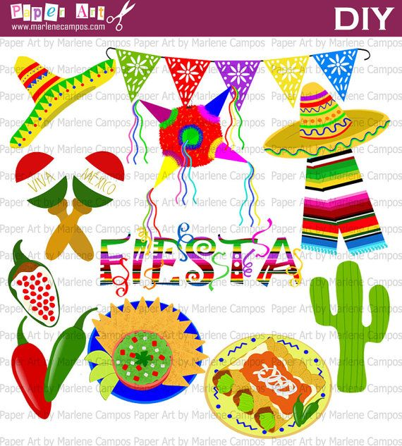 Chile clipart cinco de mayo fiesta MEJICANA images Mexican 59 INVITACION