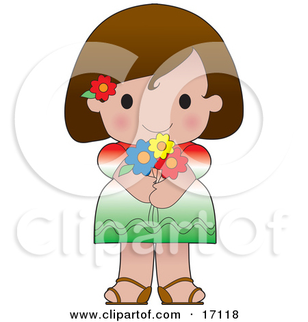 Latin clipart mexican lady Mexico clipart Fans 0 Clipart