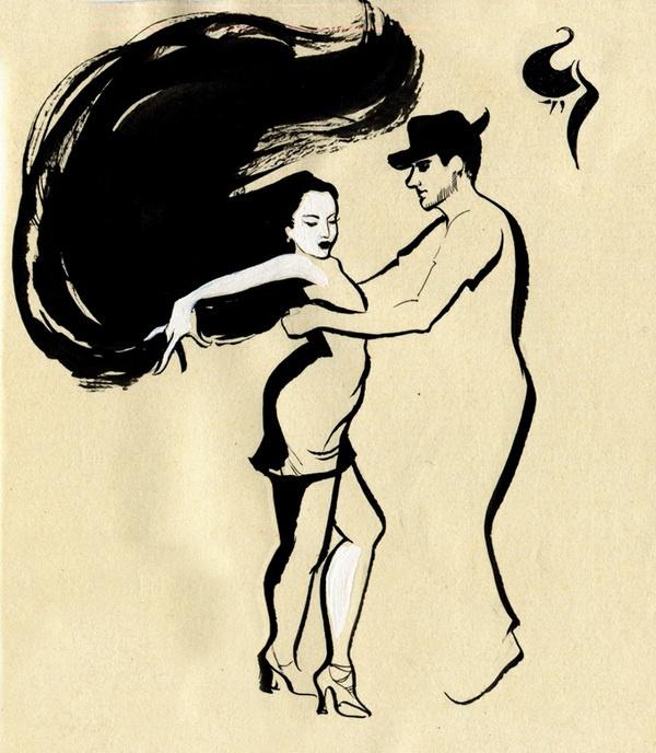 Cuba clipart Dancing Dance Latin Art Art