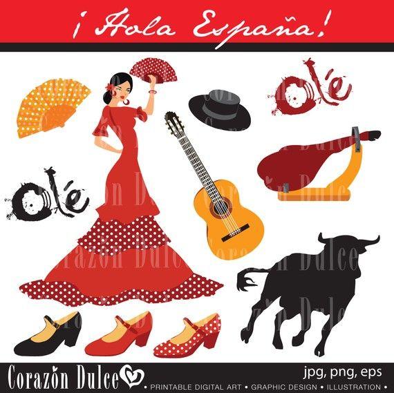 Latin clipart spanish maraca Latina on Spain best Pinterest