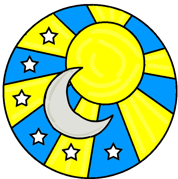 Latin clipart sun and moon Others Inspiration Cliparts Moon Sun