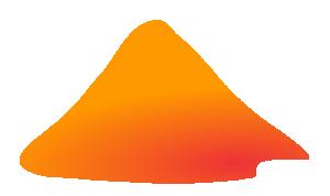 Lava clipart Lava Art Mountain Clipart Volcano