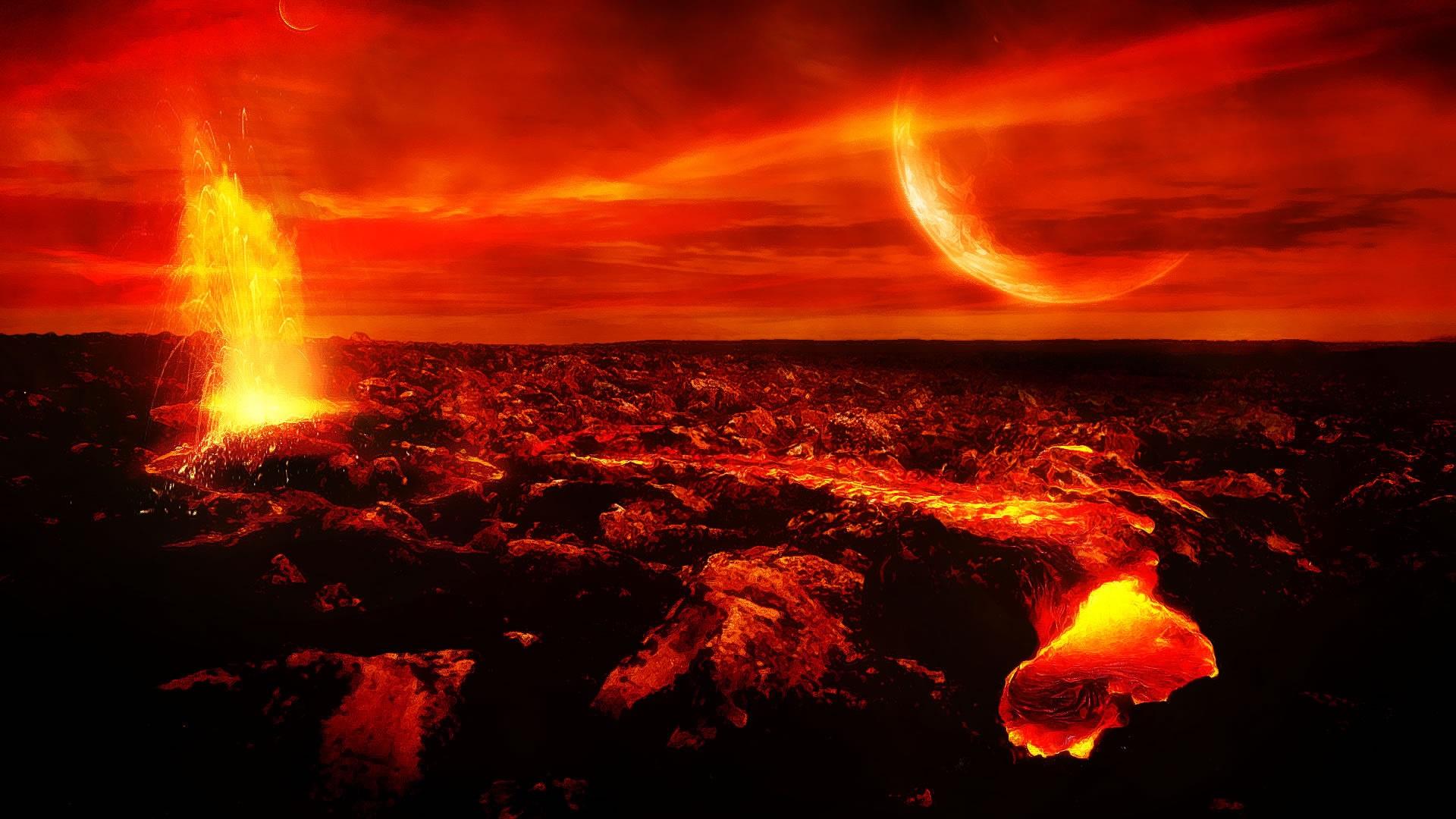 Volcano clipart fire Wallpaper Magma  Lava Volcano