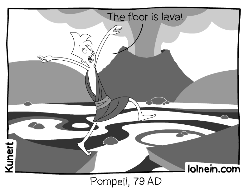 Lava clipart plate tectonic Floor is Lava Lava is
