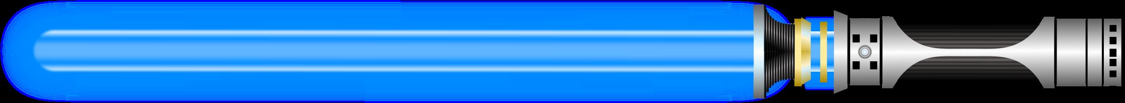 Laser clipart Laser Spada laser blu Clipart