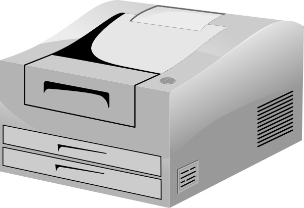 Laser clipart black and white #11