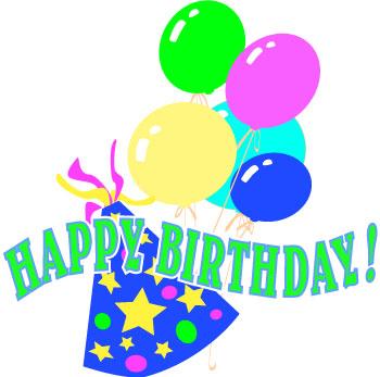 Word clipart birthday party Ideas Tag Birthday Ideas LazerRush