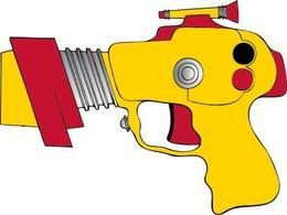 Lazer clipart ray gun Clip laser gun Gun Clipart