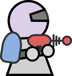 Alien clipart space man Alien With Clip Download Gun