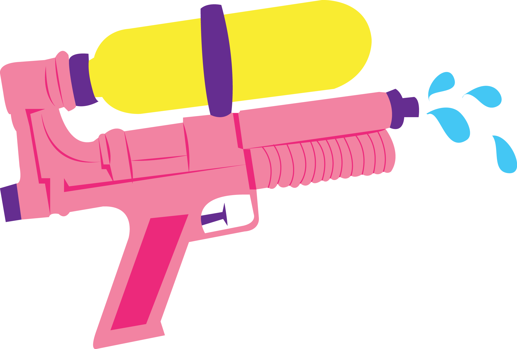 Laser clipart water pistol #5