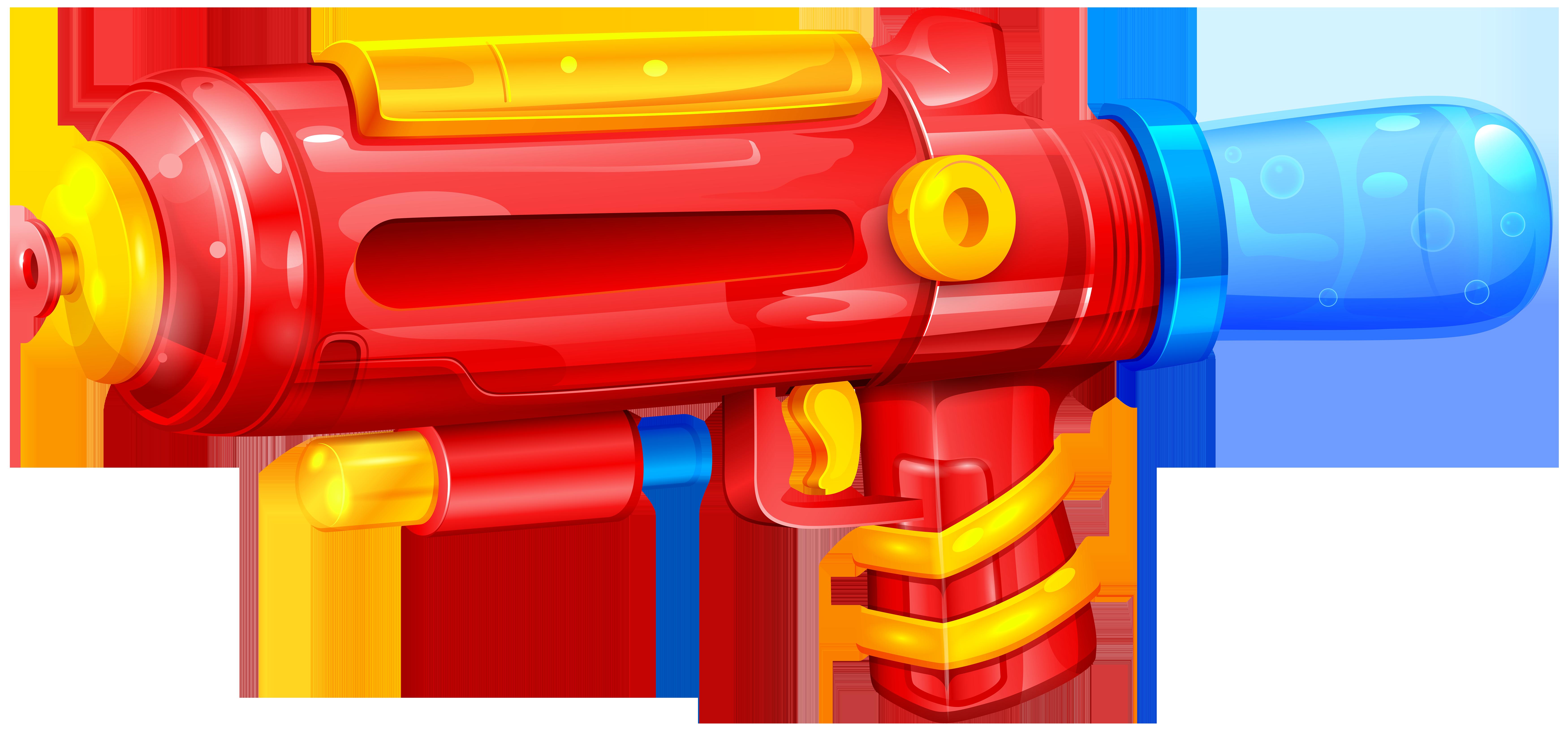 Laser clipart water pistol #7