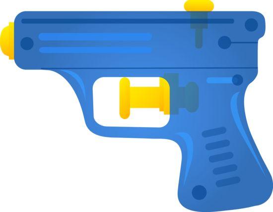 Laser clipart water pistol #4