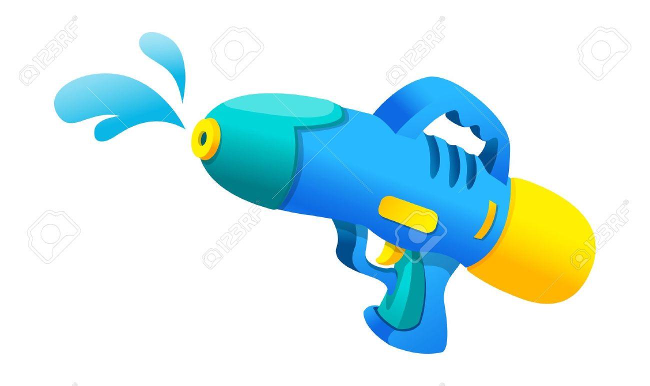 Laser clipart water pistol #2