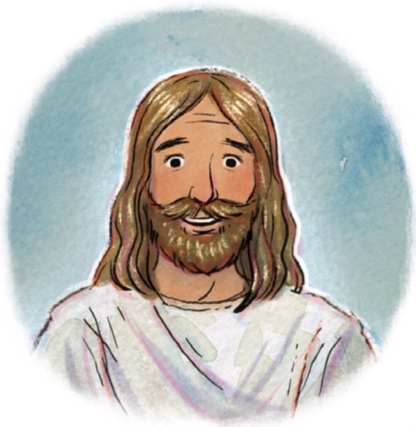 Lds Jesus Clipart Teaching Children Jesus Clipart LDS