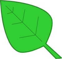 Leaf clipart Clipart images Leaf free art