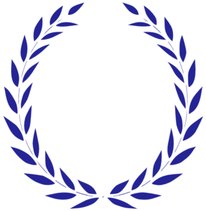 Leaves clipart circle #2
