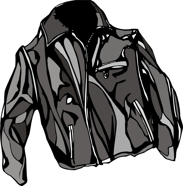 Leather clipart Drawing clip art Open clip