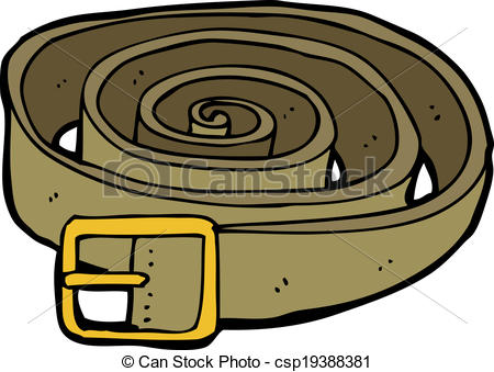 Leather clipart belt Clip Art  of Search
