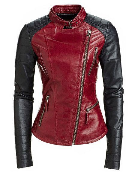 Leather clipart black jacket Pinterest jackets Chick : leather