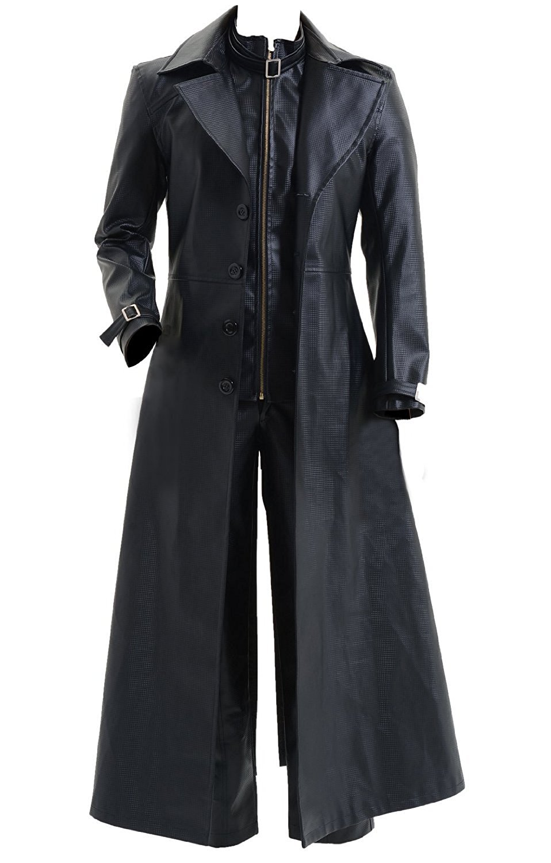 Leather clipart black jacket 5 Gaming Evil Costume Black